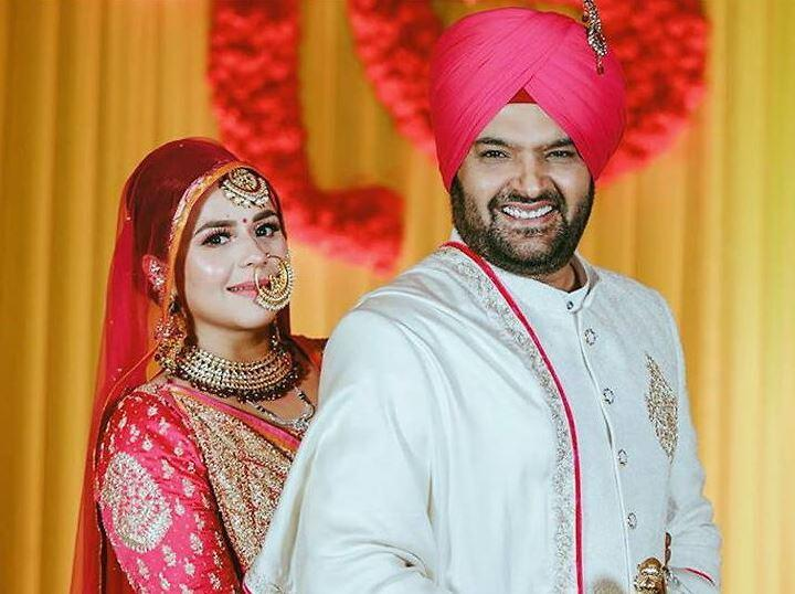 Kapil got married to his close friend Ginni Chatrath in a Sikh wedding ceremony in December 2018