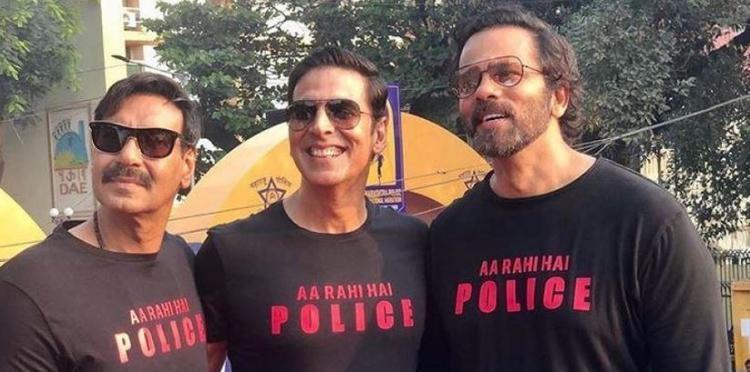 Akshay Kumar will be seen as ATS officer Veer Sooryavanshi