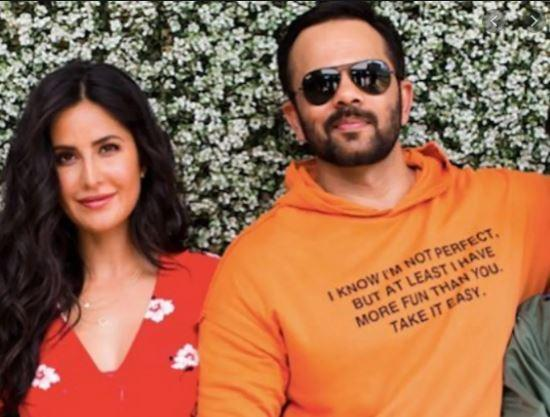 If you look closely, Katrina Kaif is blinking during it: Rohit Shetty