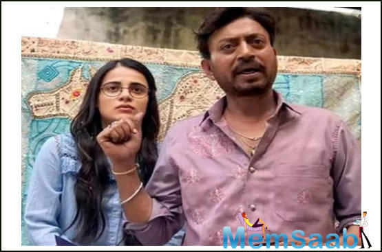 Despite this, a lot of fans have gone out to catch the film on its first day. Sharing their review of the same on social media, several netizens lauded Irrfan's performance of a doting father in this family drama narrative.