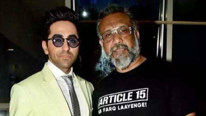 Anubhav Sinha recently announced his next film with Ayushmann Khurrana