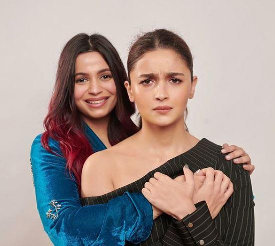 Shaheen Bhatt wished Alia by sharing a picture