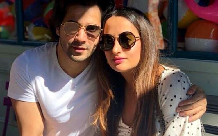 Varun and Natasha planned for a destination wedding in Thailand