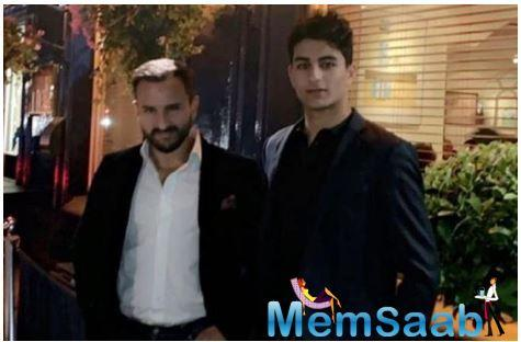 In an interview, Saif Ali Khan was asked about this post, and he said,