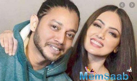 In an interview, talking about her relationship, Sana Khaan said, her mother didn't like Melvin Louis at all when they met for the first time.