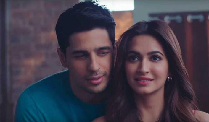 Previously, both Kriti and Sid were seen sharing screen space in another brand commercial