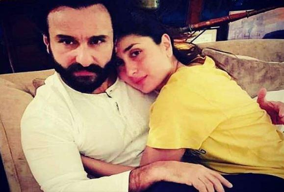 Kareena had posted another picture with husband Saif