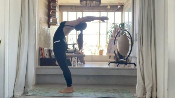 Jacqueline Fernandez shared a video that will surely inspire you to stay fit