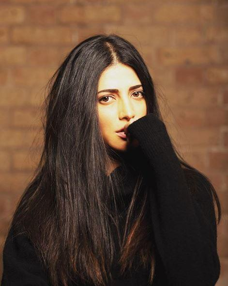 It's good to use this time to introspect and ease into ourselves in silence: Shruti Haasan