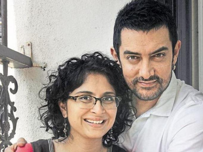 Aamir says that Kiran's life revolves around Azad