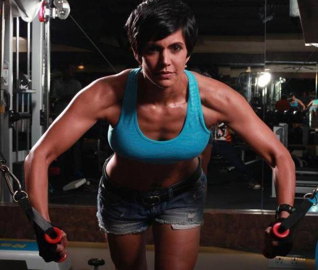 Mandira urges people to stay positive during these times