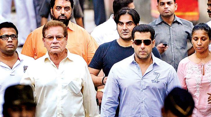 Salim Khan had opened up about their ordeal when their son was in the Jodhpur jail