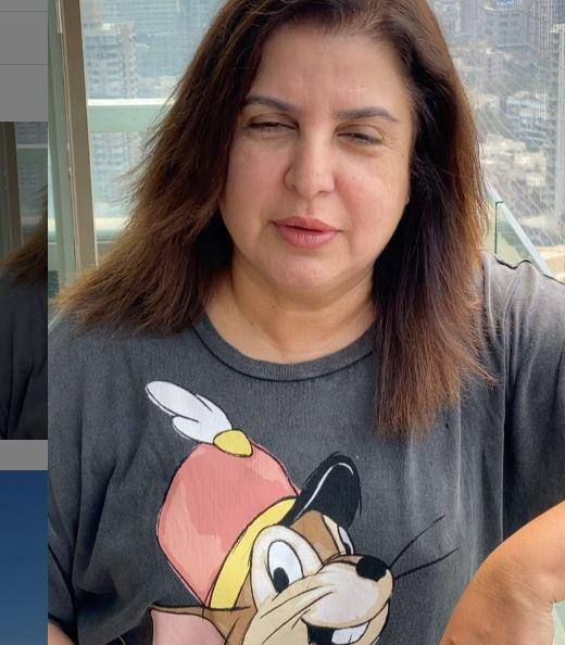 Farah Khan requests stars to stop posting their workout videos