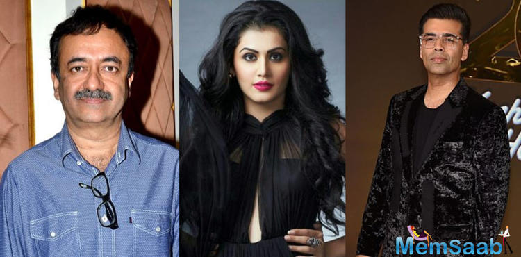 Film fraternity has come together to help wholeheartedly