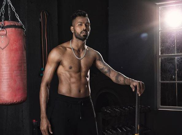 Hardik Pandya was recently picked by the selectors in the three-match ODI series against South Africa
