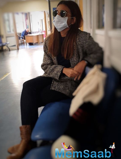 In this hour of crisis, our celebs are leading the way by practising self-quarantine.