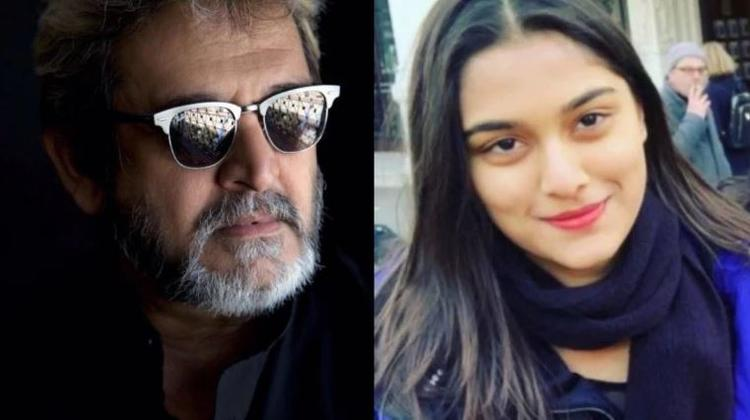 Mahesh's youngest daughter, Saiee, recently made her big Bollywood debut in Dabangg 3