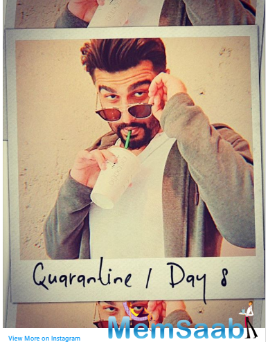 And now, Arjun Kapoor took to his Instagram to share his thoughts on the ongoing pandemic. Check out here: