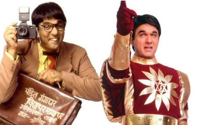 Khanna was found another fan base among children in the late 1990s as Shaktimaan