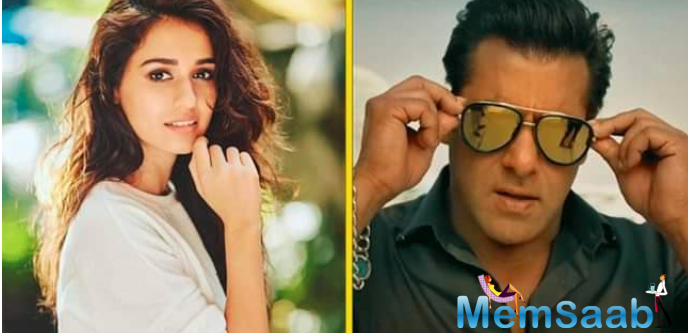 No wonder that she got along really well with her Radhe: Your Most Wanted Bhai, co-star, Salman Khan.