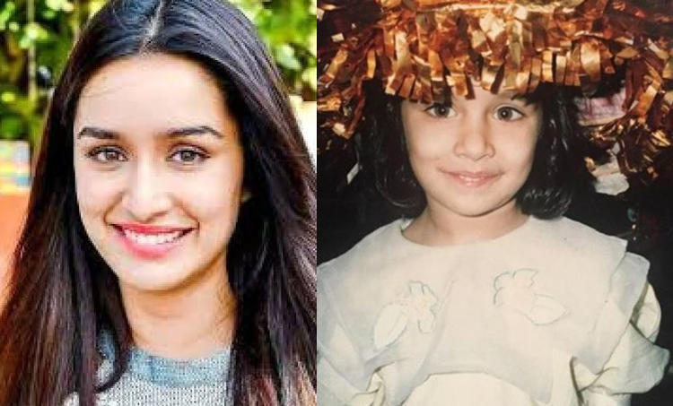 Shraddha has been sharing throwback pictures as she spends time at home