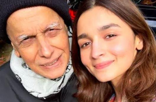 Alia was afraid to work under the direction of her father