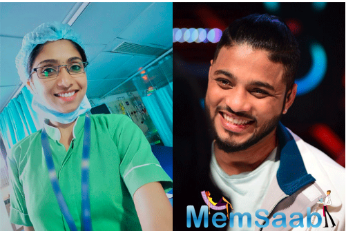 Raftaar's sister, Neethu, who is a nurse in a hospital, is working amid the Coronavirus pandemic to ensure the health of all those affected, and the brother cannot stop feeling proud!