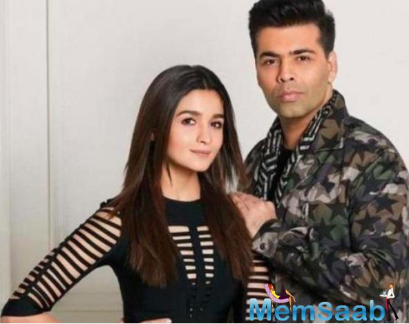 Karan Johar credits Imtiaz Ali for nurturing Alia Bhatt as an actress with 'Highway'