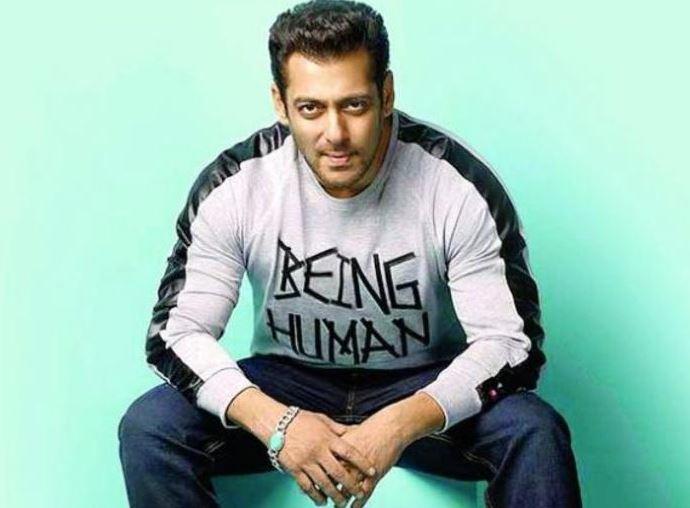 Salman has transferred the money into the accounts of his film Radhe's crew members