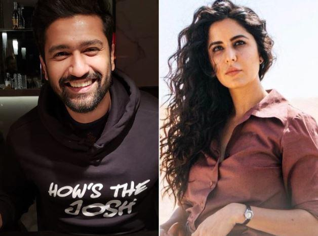 There have been rumors suggesting that the 'Uri' actor is dating Katrina Kaif
