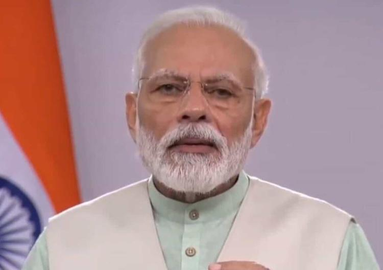 On this Sunday, April 5, we will challenge the darkness of coronavirus threat together: PM Modi