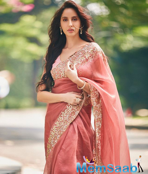 Nora Fatehi recently spilled the beans on her first job, the financial struggles her family had to go through, and much more!