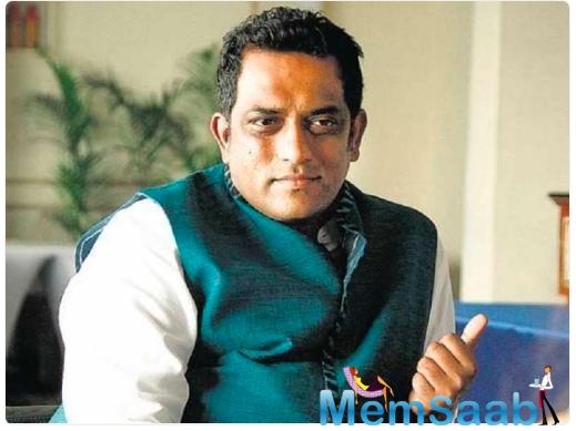 He last directed Jagga Jasoos, starring Ranbir Kapoor and Katrina Kaif.