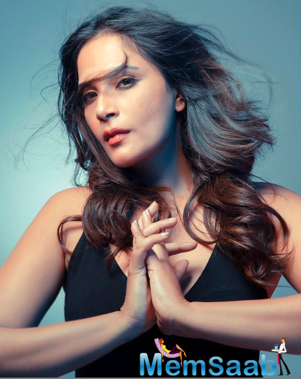 Richa Chadha feels that the coronavirus pandemic is bringing out the best and worst in people.