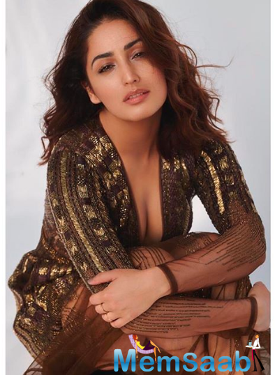 She said the film's director Shoojit Sircar was one of the main reasons why she had said yes to the movie.