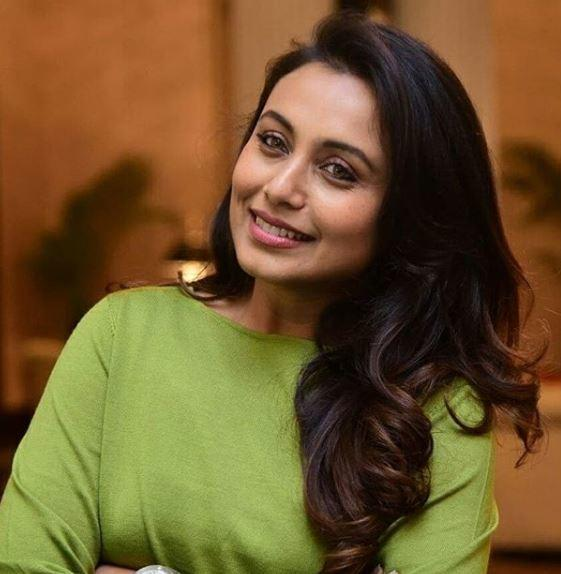 """Rani says, """"For me, after being in the industry for so many years, he was one person I really respected"""""""