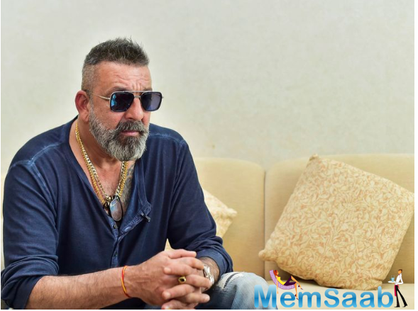 2020 is an extremely busy year for Sanjay Dutt as the actor will be seen in five big banner films namely, KGF: Chapter 2, Shamshera, Bhuj: The Pride of India, Torbaaz and Sadak 2.