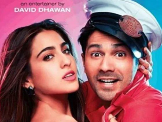 Varun is all set to share the screen space with Sara Ali Khan is David Dhawan's Coolie No. 1