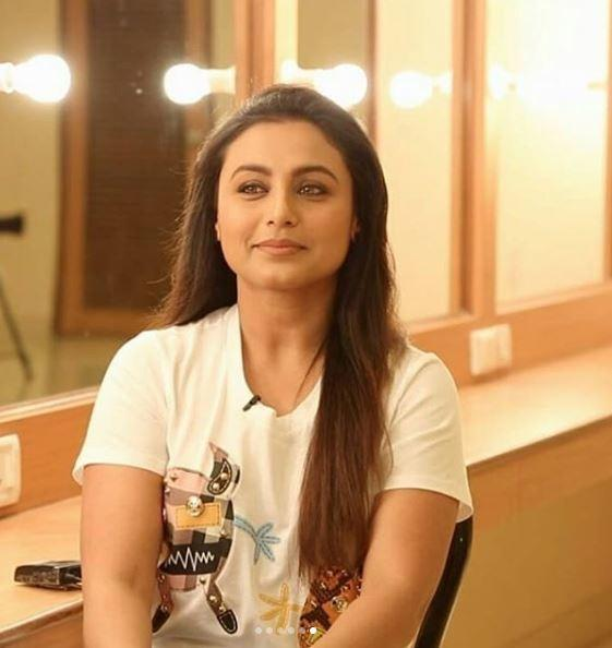 'Today, when I look back and watch the film when I have Adira with me, it just feels so amazing': Rani Mukerji