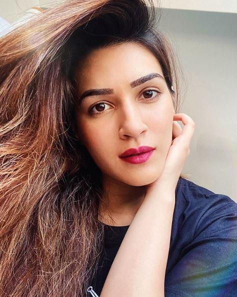 Sanon joins a long list of Bollywood actors who have fought for the cause of domestic abuse