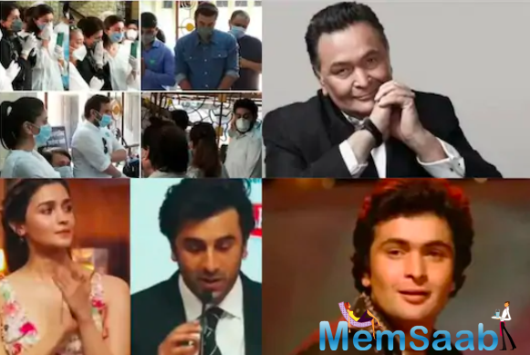 Ranbir Kapoor has always shared a complex relationship with his father Rishi Kapoor.