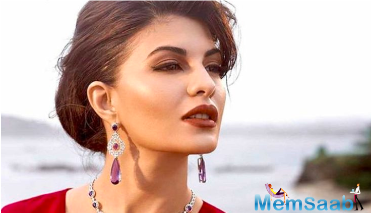 After Race 3 (2018), Jacqueline Fernandez had been missing from the scene, barring sporadic appearances in music videos with Badshah and Bigg Boss contestant Asim Riaz.