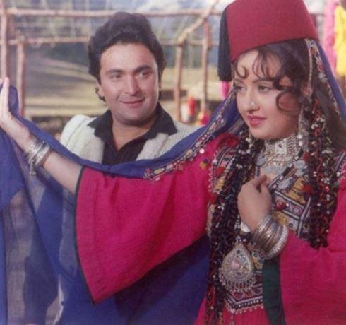 Zeba had made her Bollywood debut with Henna in 1991