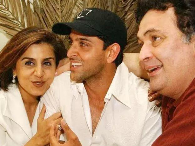 Hrithik had mourned the death of veteran actor Rishi Kapoor