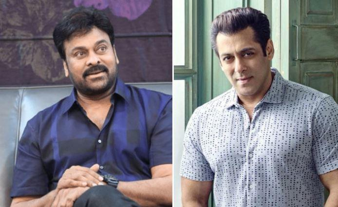 Suppose if everything falls in place, then it will be no less than a treat for fans of Salman and Chiranjeevi