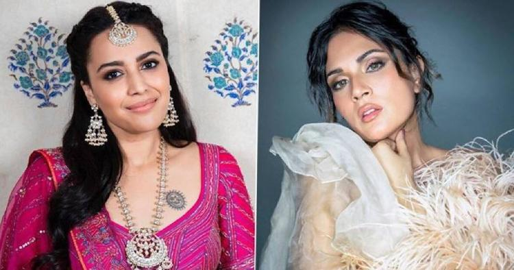 How dangerous! This will explode in our faces in the next five years sadly: Richa Chadha