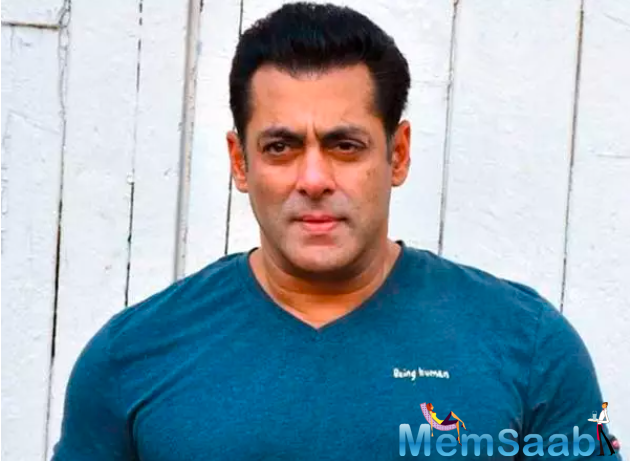 Salman is yet to film two more songs that are slated to be shot abroad, as the actor thinks filming close to Mumbai could disturb the look and flow of the movie.
