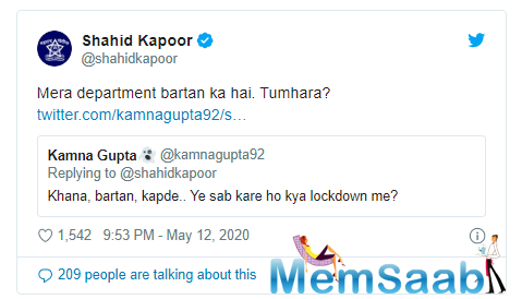 One of the main things, besides his family and life in general, that his fans had questions about was him not receiving awards for his performance in Kabir Singh.