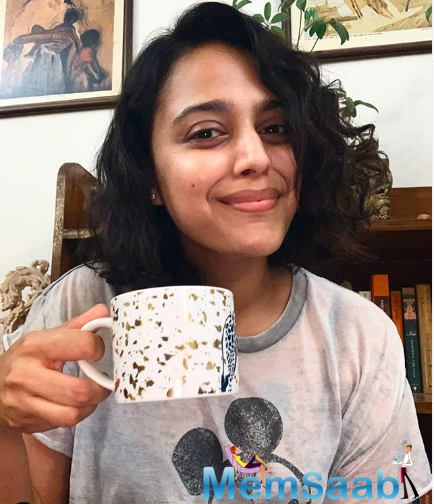 Swara Bhasker has travelled to Delhi from Mumbai after taking special permission when she got to know that her mother has suffered a fracture.