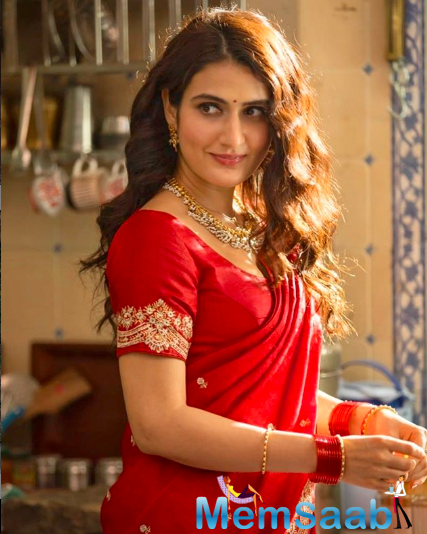 Fatima Sana Shaikh's upcoming projects, Suraj Pe Mangal Bhari and LUDO, are all set to take the actress a notch higher with her remarkable acting.